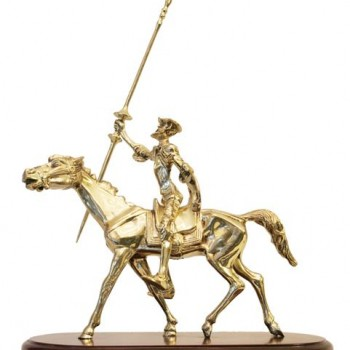 quijote caballo (Medium)
